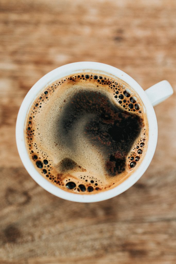 A Coffee For Your Thoughts
