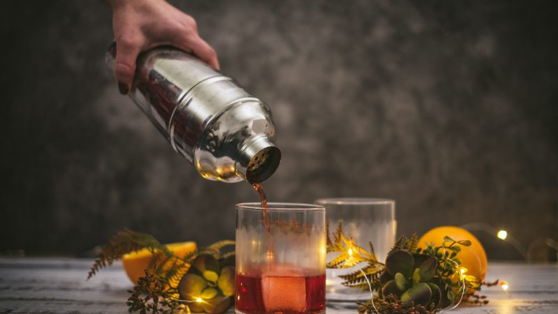 20 Thanksgiving Cocktails That Will Give You Joy During Quarantine